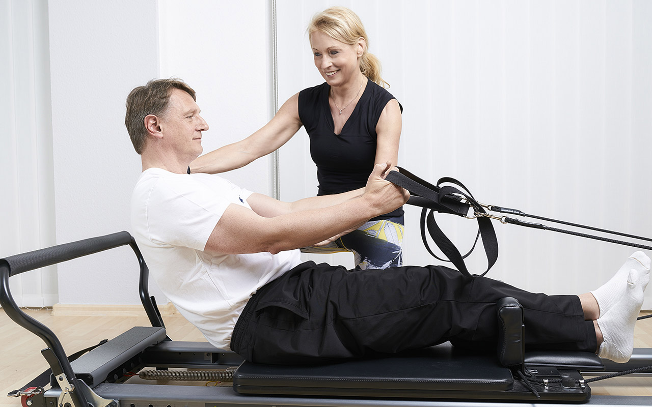 Maike Canzler Personal Training Potsdam Berlin Pilates-Allegro